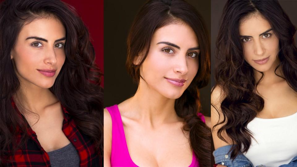 Jessica Ciedel - Univision Host Model