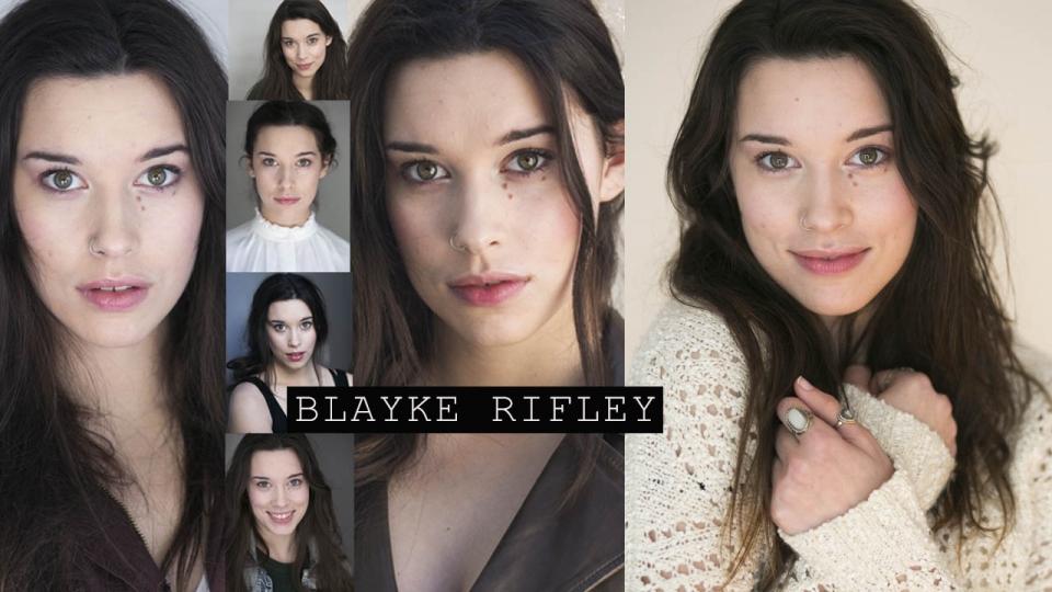 Blayke Rifley Headshot by Sascha Knopf Photography